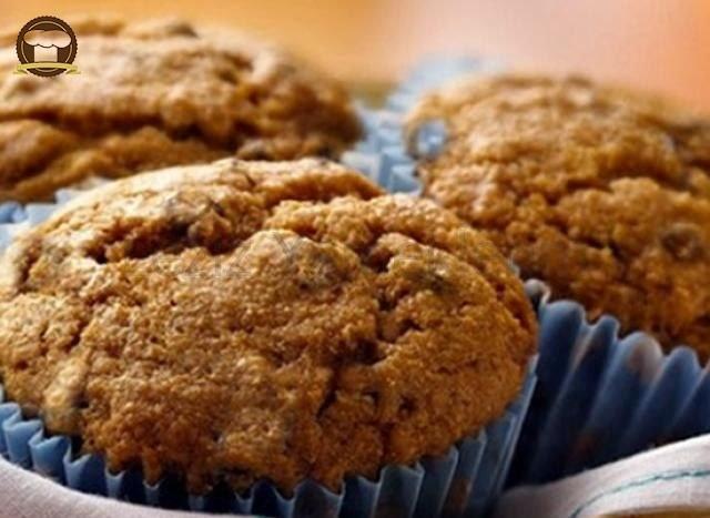 Yulaflı Muffin