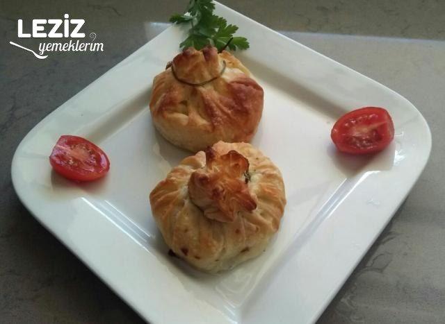 Patatesli Börek (Pratik - Hazır Yufkadan)