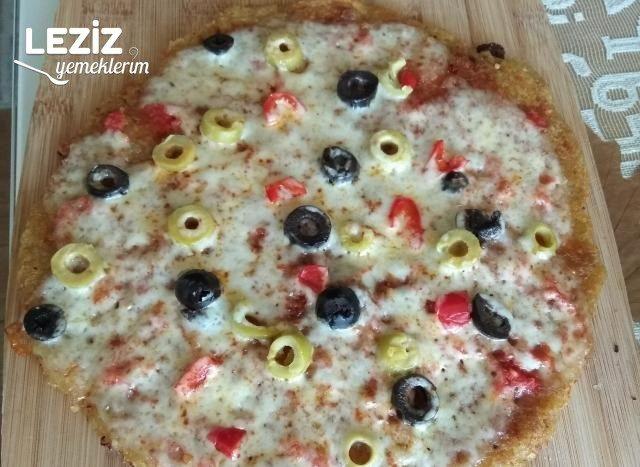 Şipşak Kahvaltılık Patates Pizza