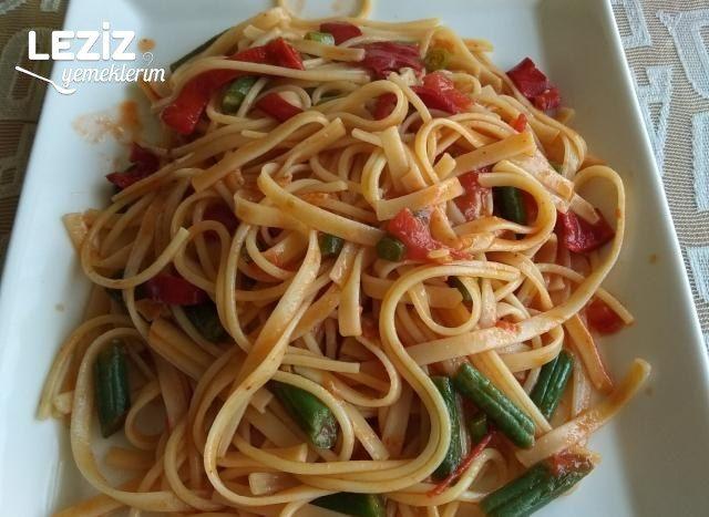 Börülceli Spagetti