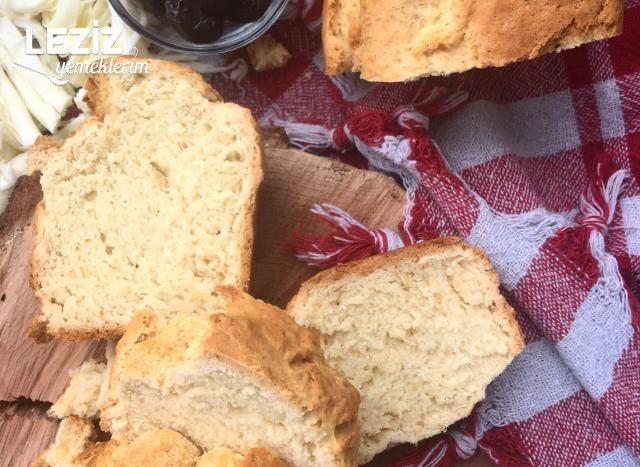 Mayasız Kolay Ekmek