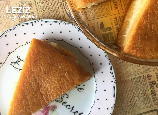 Ev Yapımı Ekmek Kadayıfı