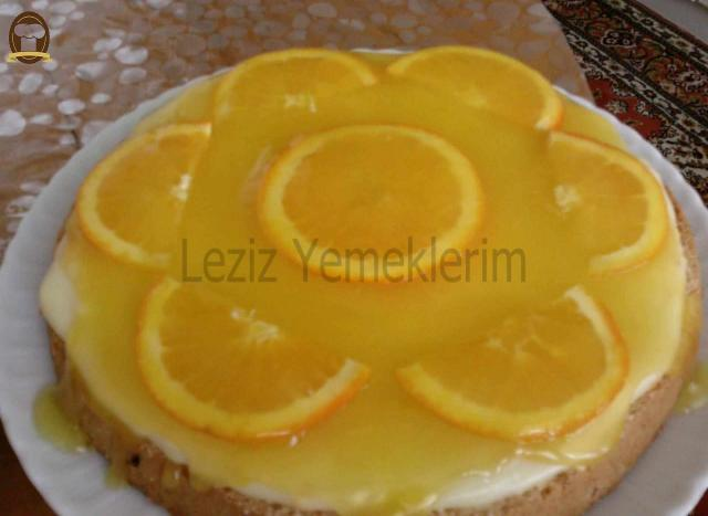 Portakallı Tatlı