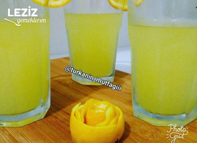 Ev Yapımı Limonata Nasıl Yapılır