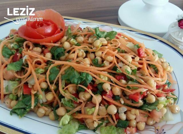 Sarı Bezelye Salatası