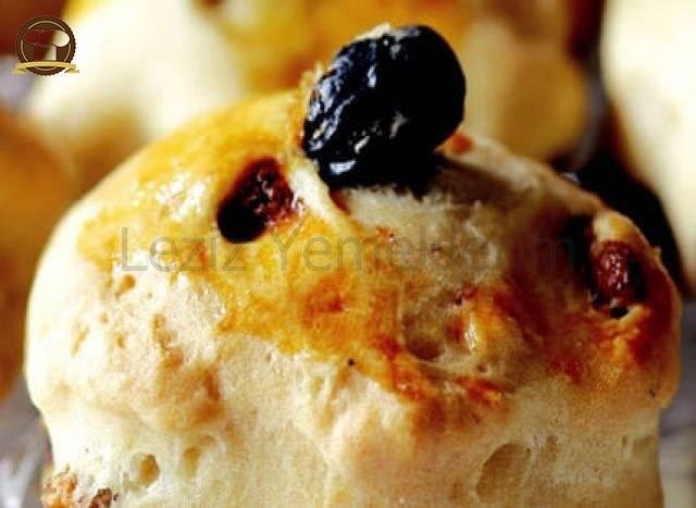 Kuru Yemişli Çörek
