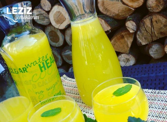 Pratik Ev Yapımı Limonata