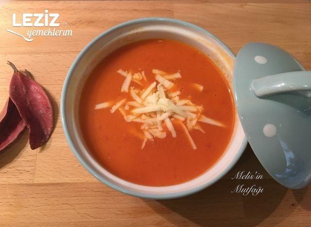 Domates Çorbası Tarifi, Nasıl Yapılır