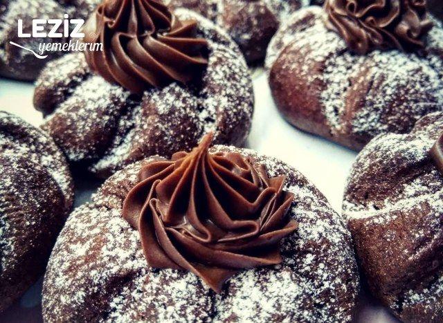 Çikolatalı Kurabiye Nasıl Yapılır (Tam Ölçü)