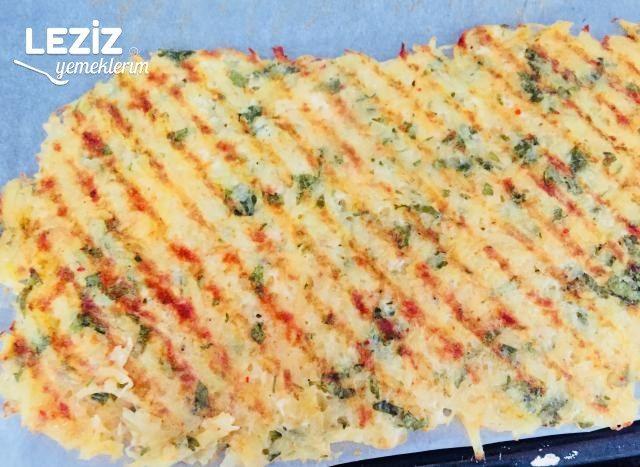 Ekmeksiz Tost (Patates Tostu)