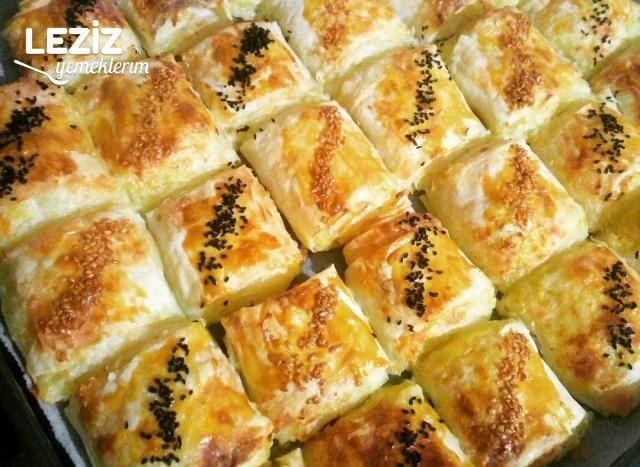 Patates Ve Peynirli Börek