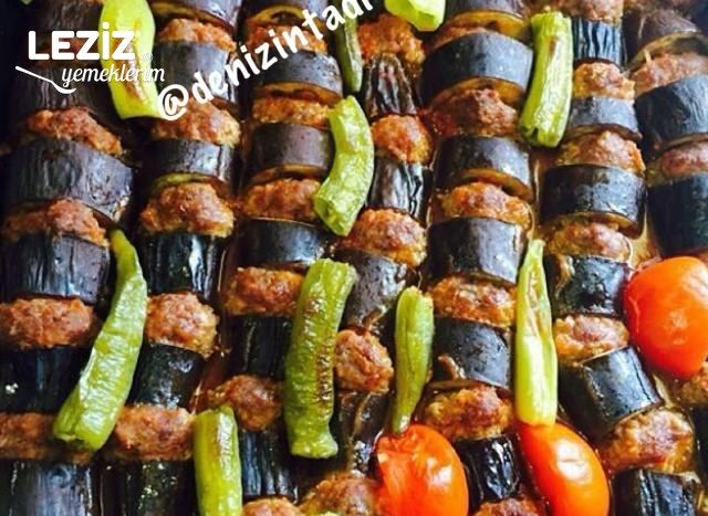 Pratik Patlıcan Kebabı Tarifi