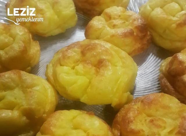 Düşes Patates - Pomme Duchesse