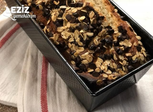 Muzlu Kek (Banana Bread)