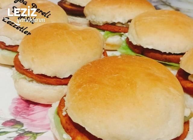 Basit Hamburger