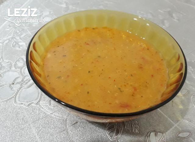 Mercimek Çorbası Tarifi Nasıl Yapılır