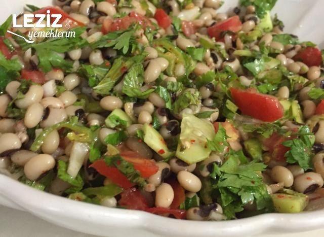Börülce Salatası Tarifi Nasıl Yapılır