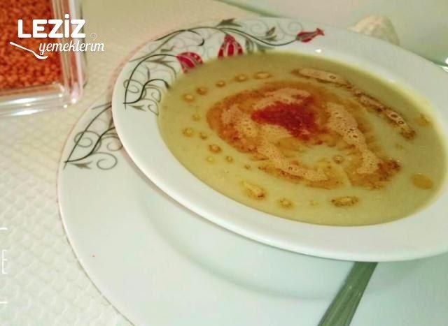 Mercimek Çorbası Tarifi (Nefis)