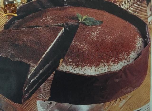Çikolatalı Turta