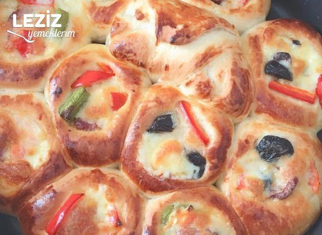 Pizza Açma Tarifi