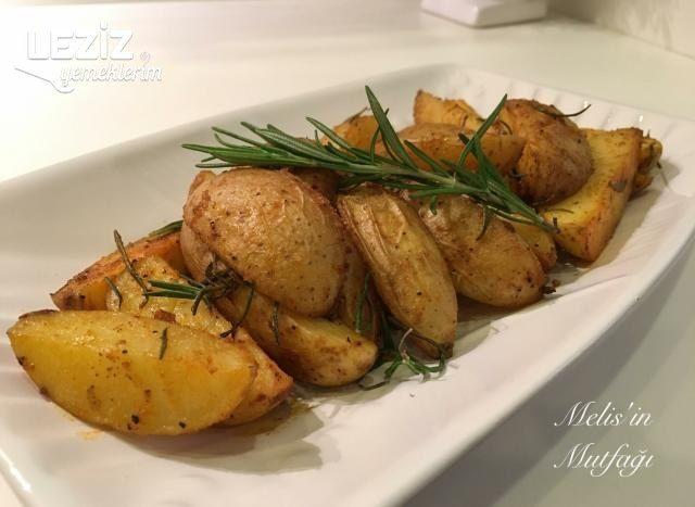 Biberiyeli Fırın Patates