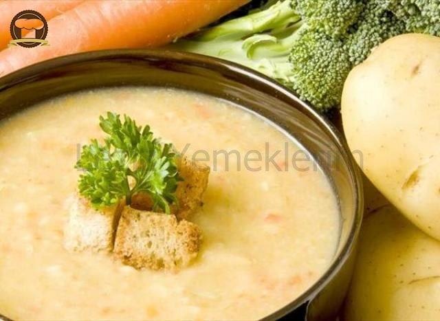 Diyet Patates Çorbası