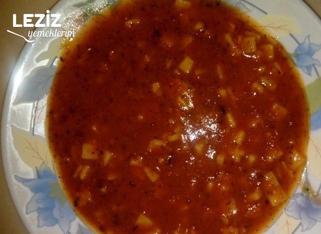 Mis Gibi Şifa Çorbası (Sebze Çorbasının Nefis Hali)