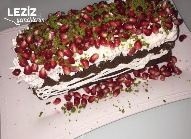 Narlı Baton Kek
