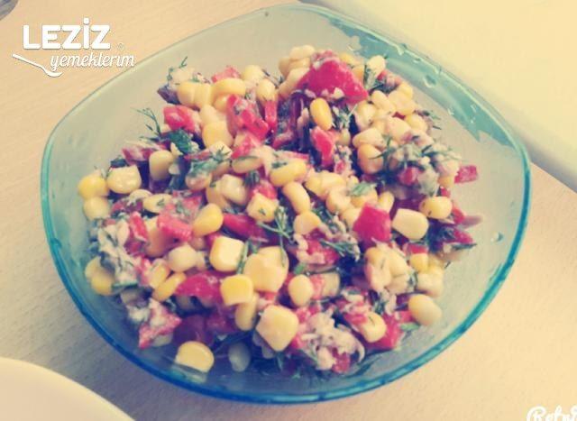 Ton Balıklı Nefis Salatam