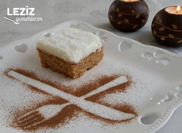 Süt Şerbetli Kıbrıs Tatlısı