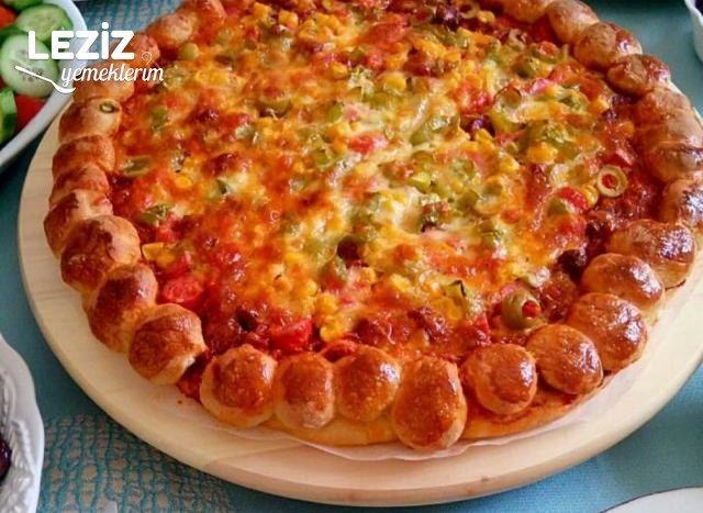 Doyuran Pizza Tarifi