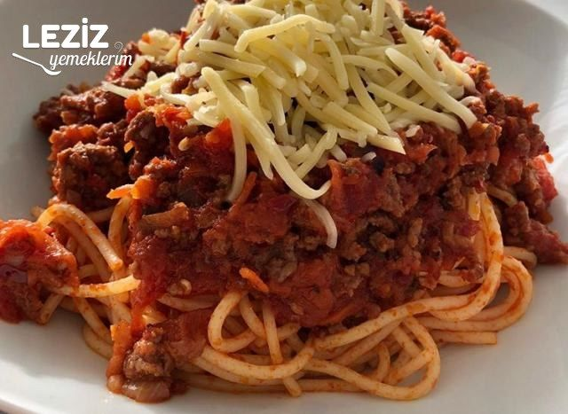 Spaghetti Bolognese / Spagetti Bolonez