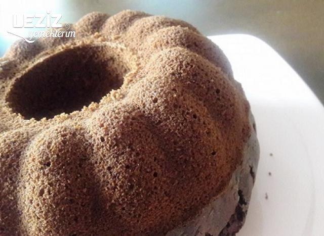 Kabarma Garantili Kakaolu Kek (Püf Noktalarıyla Beraber)