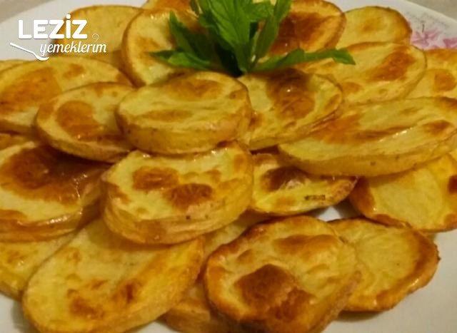 Fırında Köz Patates