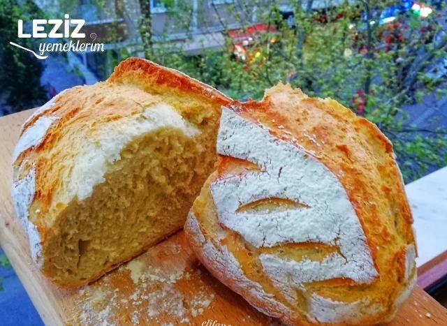 Trabzon Ekmeği Tarifi (Tam Tadında)