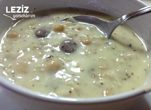 Lebeniye Çorbası (Mardin Usulü)