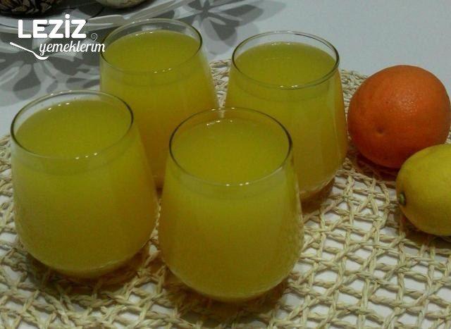 Bol Portakallı Limonata