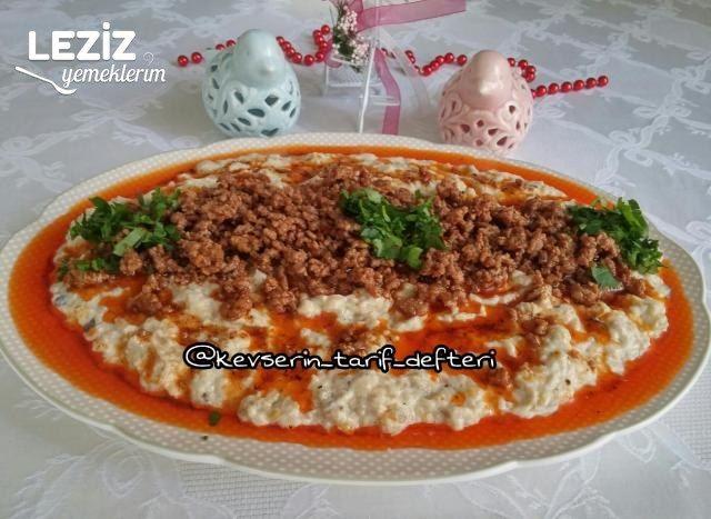 Kıymalı Ali Nazik Tarifi