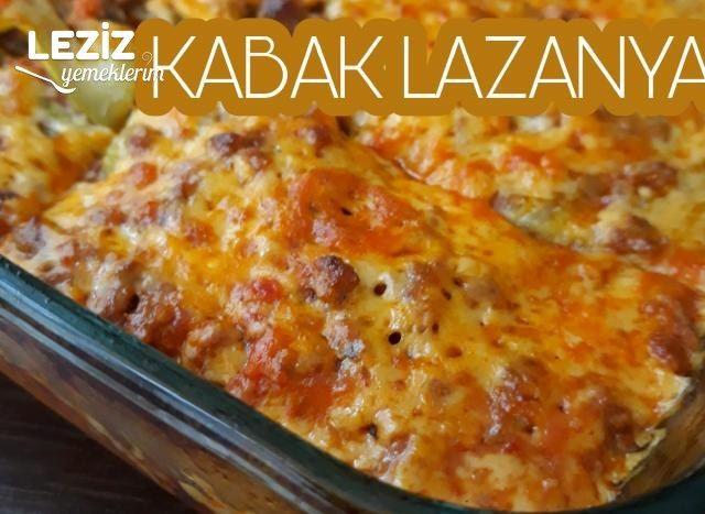 Kabak Lazanya