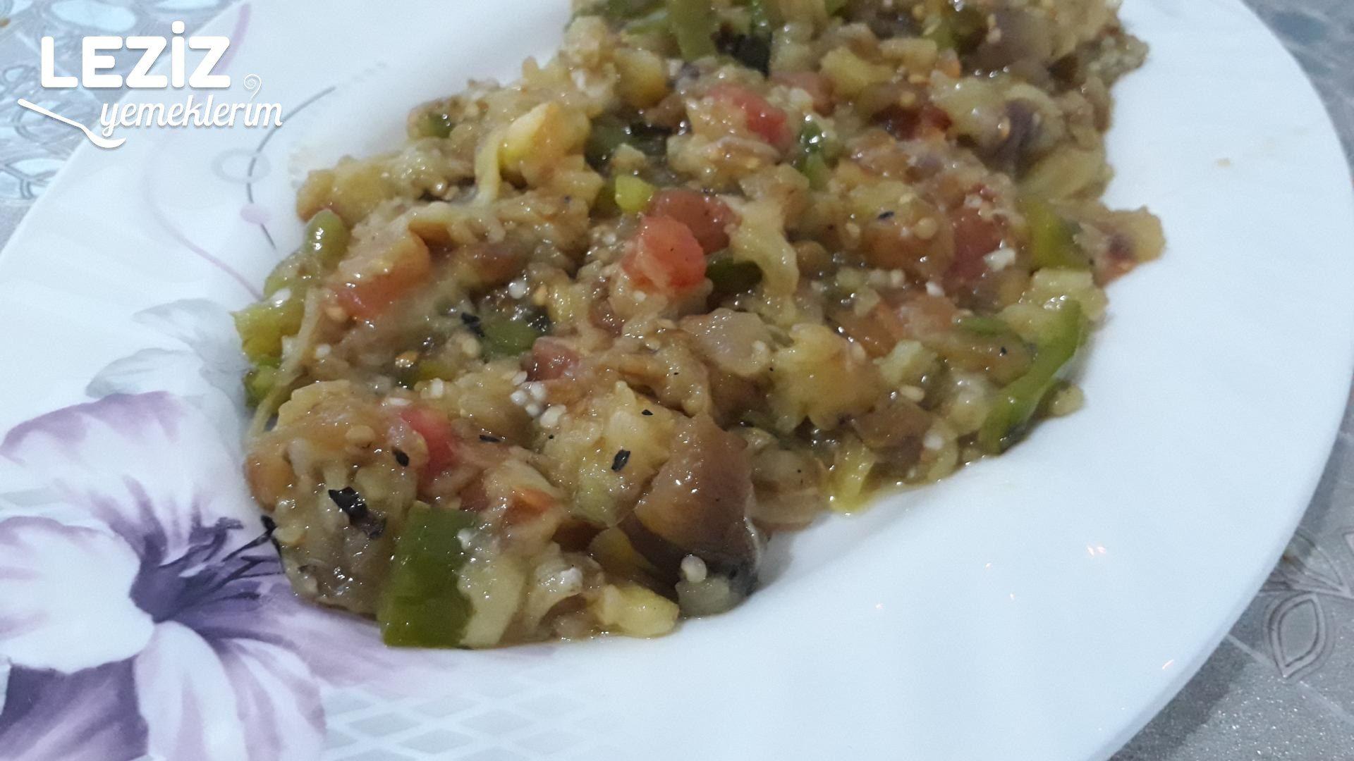Köpoğlu Salatası