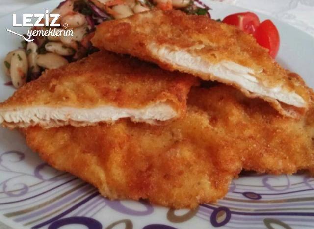 Tavuk Schnitzel Tarifi