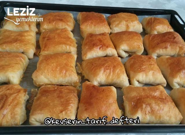 Annemin Lezzetli Puf Böreği