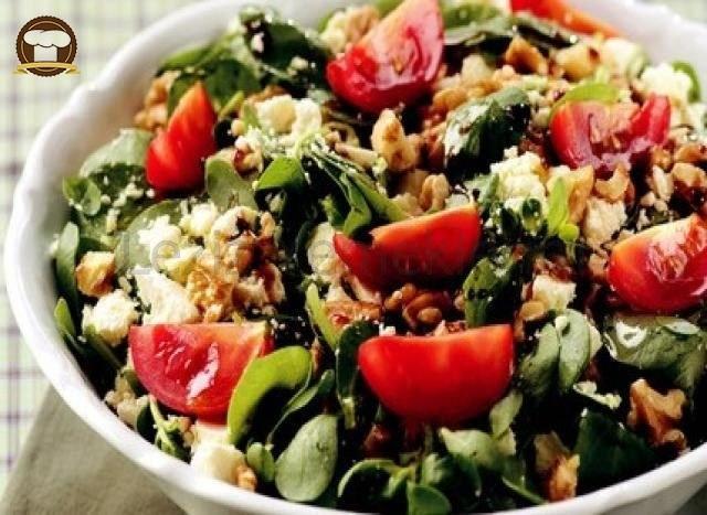 Şef Mustafa'nın Salatası
