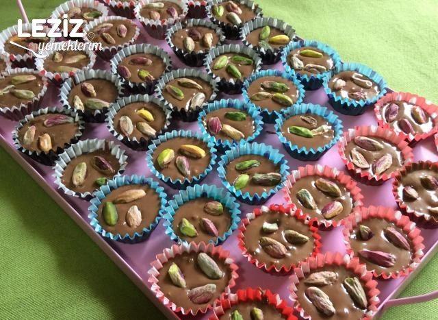 Fıstıklı Çikolata