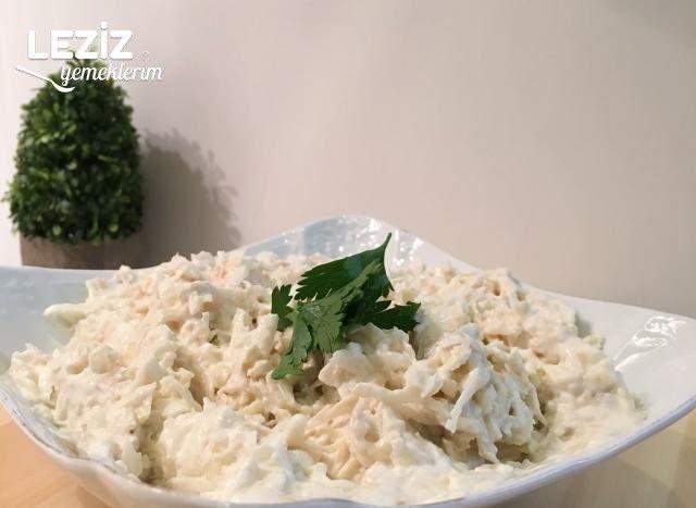 Kereviz Salatası (Videolu Anlatım)