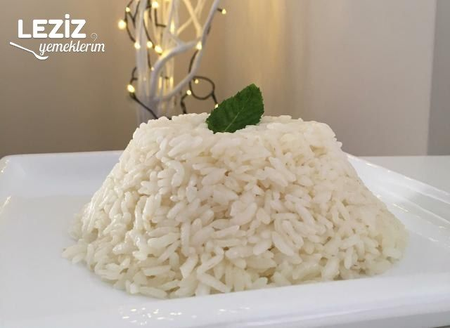Tereyağlı Pirinç Pilavı (Videolu)