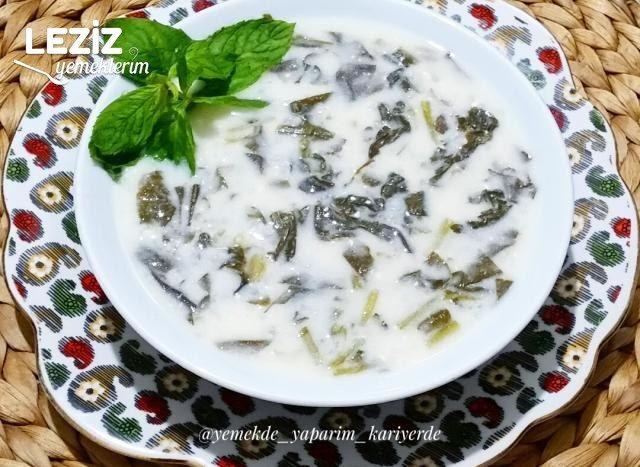 Ispanaklı Toga (Hatay Mutfağı)