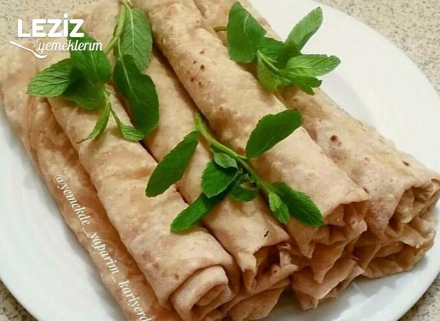 Lor Peynirli Sıkma (Adana Mutfağı)