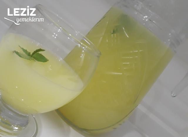 Limonata (Tam Kıvamında)