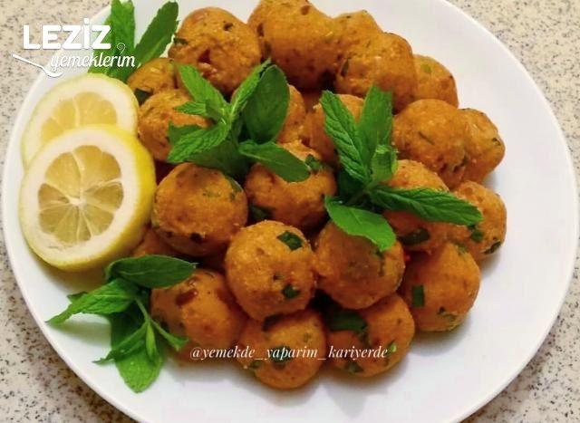 Nefis Patates Köftesi